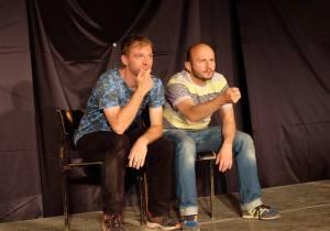 Impro z ikrą - Slot Art Festival (10.07.2015)