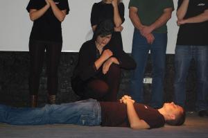 Noc żywego Jesiotra (18.10.2012)